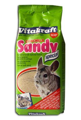 Obrázek Vitakraft chinchilla Sandy Písek pro činčily 1kg