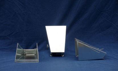 Obrázek kovový seník menší