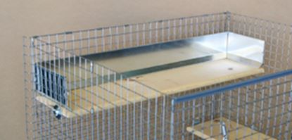Obrázek Chrániče k poličce 76 x 18 cm (větší)