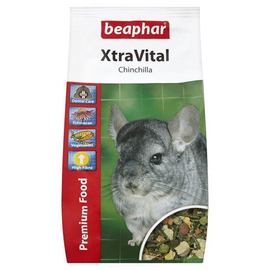 Obrázek Beaphar XtraVital činčila 1 kg