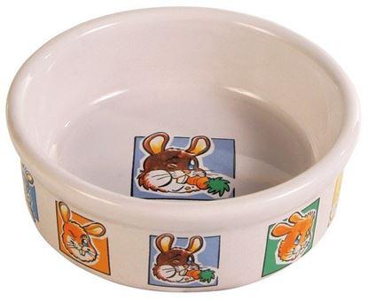 Obrázek Porcelánová miska králík