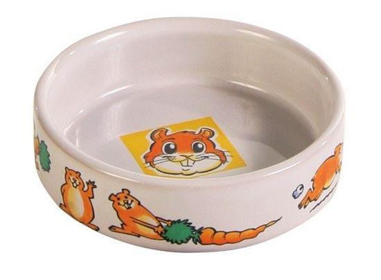 Obrázek Porcelánová miska křeček