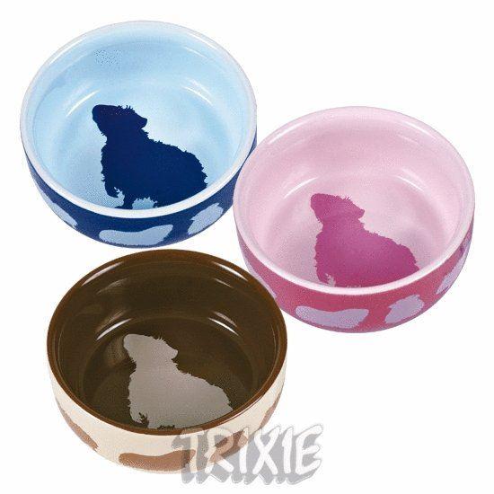 Obrázek Keramická miska morče (tři barvy)