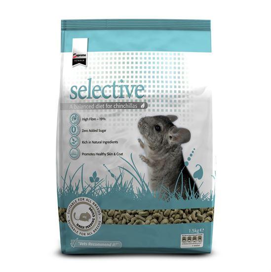 Obrázek Supreme Science Selective Chinchilla - činčila 1,5 kg