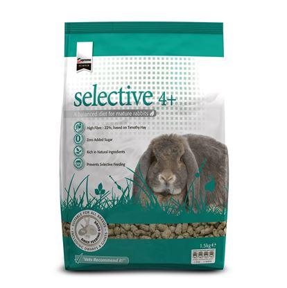 Obrázek Supreme Science Selective Rabbit Senior - králík 1,5 kg