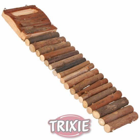Obrázek Dřevěný žebřík 7x27 cm