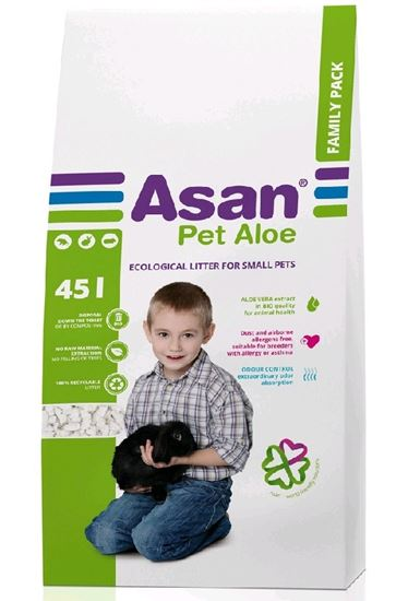 Obrázek Asan Pet Aloe 45 l