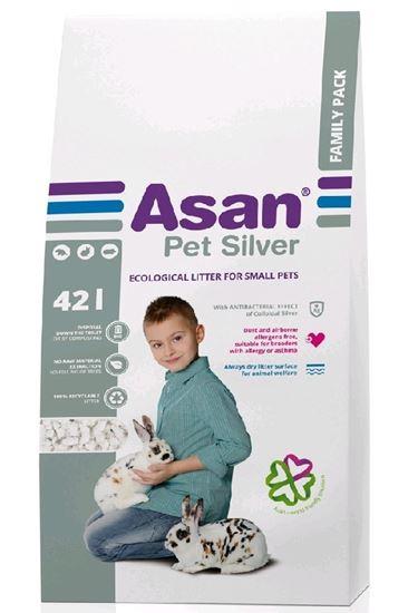 Obrázek Asan Pet Silver 42 l