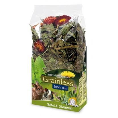 Obrázek Grainless Plus Pampeliška a Šalvěj 100 g