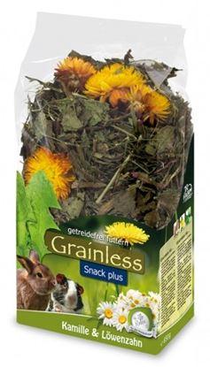 Obrázek Grainless Plus Pampeliška a Heřmánek 100 g