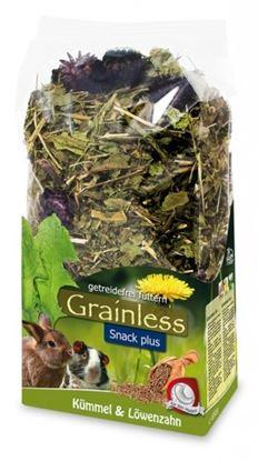 Obrázek Grainless Plus Pampeliška a Kmín 100 g