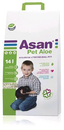 Obrázek Asan Pet Aloe 14 l