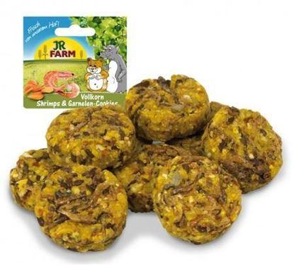 Obrázek Celozrnné sušenky s kraby 80 g