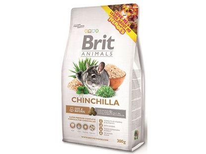 Obrázek Brit Animals Chinchilla Complete 300 g