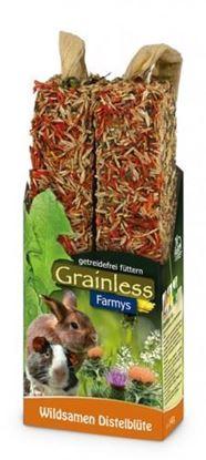 Obrázek Bezobilné tyčky Semena divokých rostlin - Květ bodláku 140 g