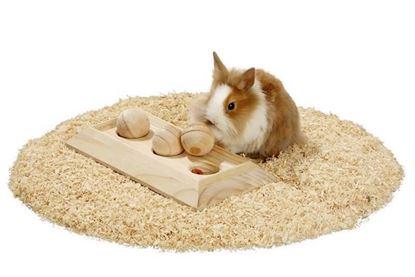 Obrázek Interaktivní hračka pro králíky a hlodavce - kuličky
