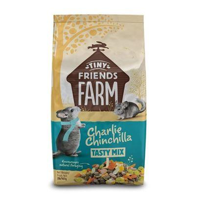 Obrázek Supreme Tiny Farm Friends Chinchilla - činčila 907 g