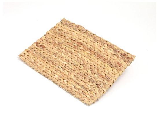 Obrázek Podložka hlod. pletená 33 x 24 cm hyacint
