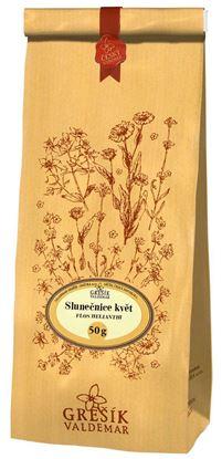 Obrázek Slunečnice květ řez. 50g