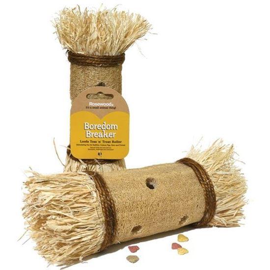 Obrázek Hračka z vlákniny lufa a kukuřice