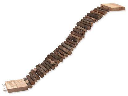 Obrázek Most Small Animal dřevěný 55 x 7 cm