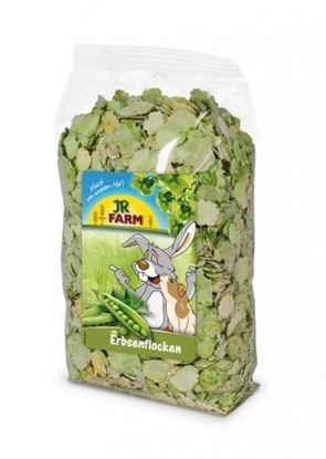 Obrázek JR Farm Hrachové vločky 200 g