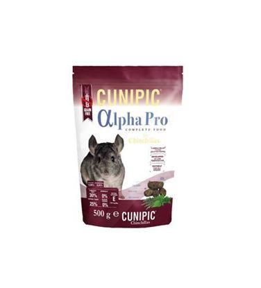 Obrázek Cunipic Alpha Pro Chinchilla - činčila 500 g