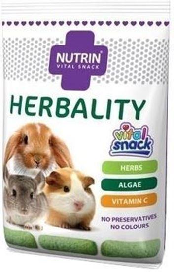 Obrázek Darwins Nutrin Vital Snack Herbality 100g