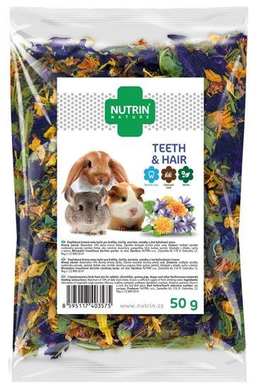 Obrázek Darwins Nutrin Nature Teeth & Hair 50g