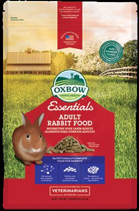 Obrázek Oxbow Bunny Basic Adult Rabbit pro králíky 4,55 kg