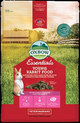 Obrázek Oxbow Bunny Basic Young Rabbit pro králíky 4,55 kg