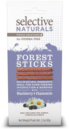 Obrázek Supreme Selective snack Naturals Forest Sticks 60 g