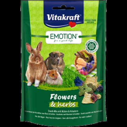 Obrázek Emotion Flowers & herbs 70g