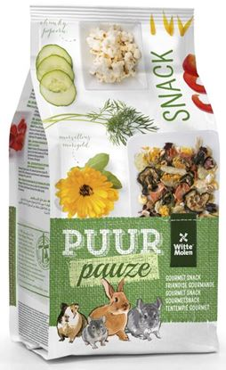 Obrázek Puur pauze snack - směs  zelenina + byliny 700g