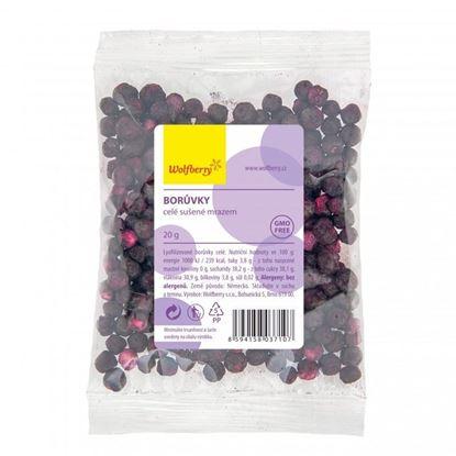 Obrázek Borůvky 20g Wolfberry