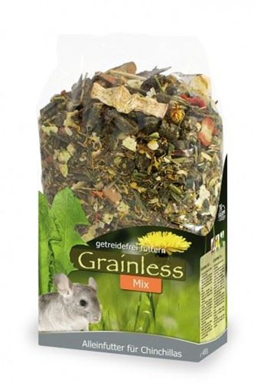 Obrázek Činčila Grainless Mix 650 g