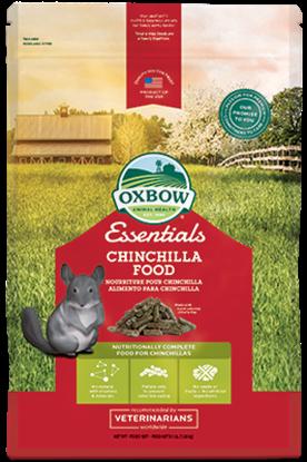 Obrázek Oxbow Chinchilla Deluxe pro činčily 1,36 kg