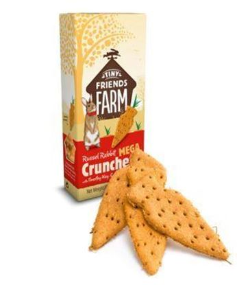 Obrázek Supreme Tiny Farm Snack Mega Crunchers 75g