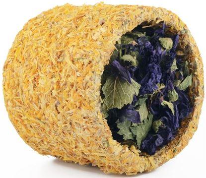 Obrázek HamStake Tunel s bylinkami a květy slézu 8cm