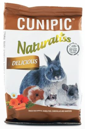 Obrázek Cunipic Naturaliss Snack Delicious 60g