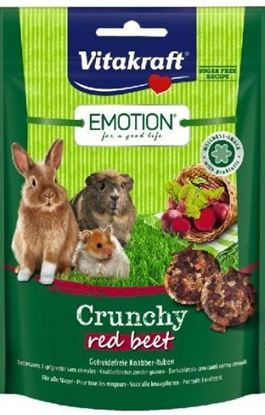 Obrázek Emotion Crunchy červená řepa 100g